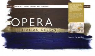 Opera Italian Design